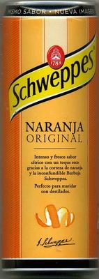 Refresco de naranja Original - Producte - es