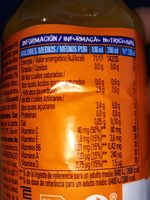 Sunny Delight Refresco Florida - Informations nutritionnelles
