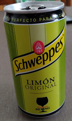 "Schweppes-lemon Soda-250ml-limã""n Original Form-spain - Produit - es"