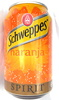 Schweppes naranja spirit - Producto