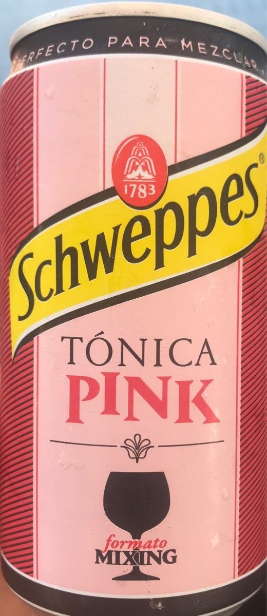 Tónica pink - Producto - fr