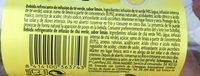 Refresco de infusión de té verde y limón bajo calorías - Ingredientes - fr