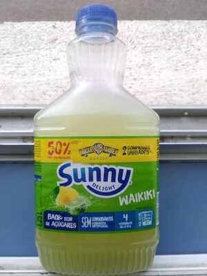 Sunny Delight Waikiki 1.25L - 产品