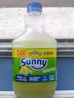 Sunny Delight Waikiki 1.25L - 成分 - es