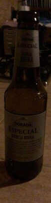 Cerveza negra dorada especial - Producte - es