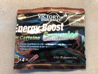Energy Boost Gummies + Caffeine - Produit - es