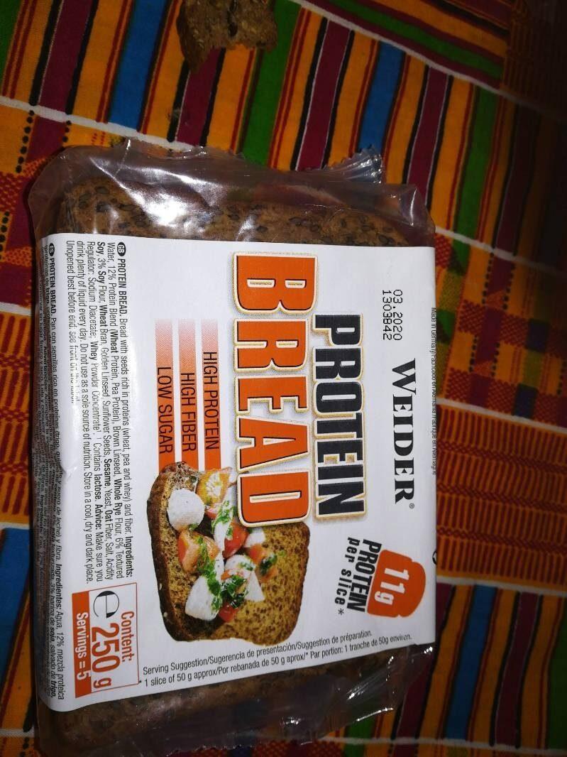Protein Bread Weider 250GR - Produit - fr