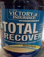 Total Recovery - Produit - es