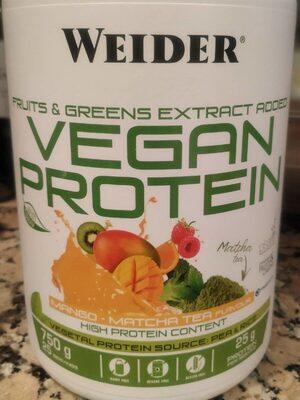 Vegan Protein - Produit - es