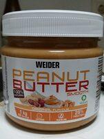 Mantequilla de cacahuete - Produit - es