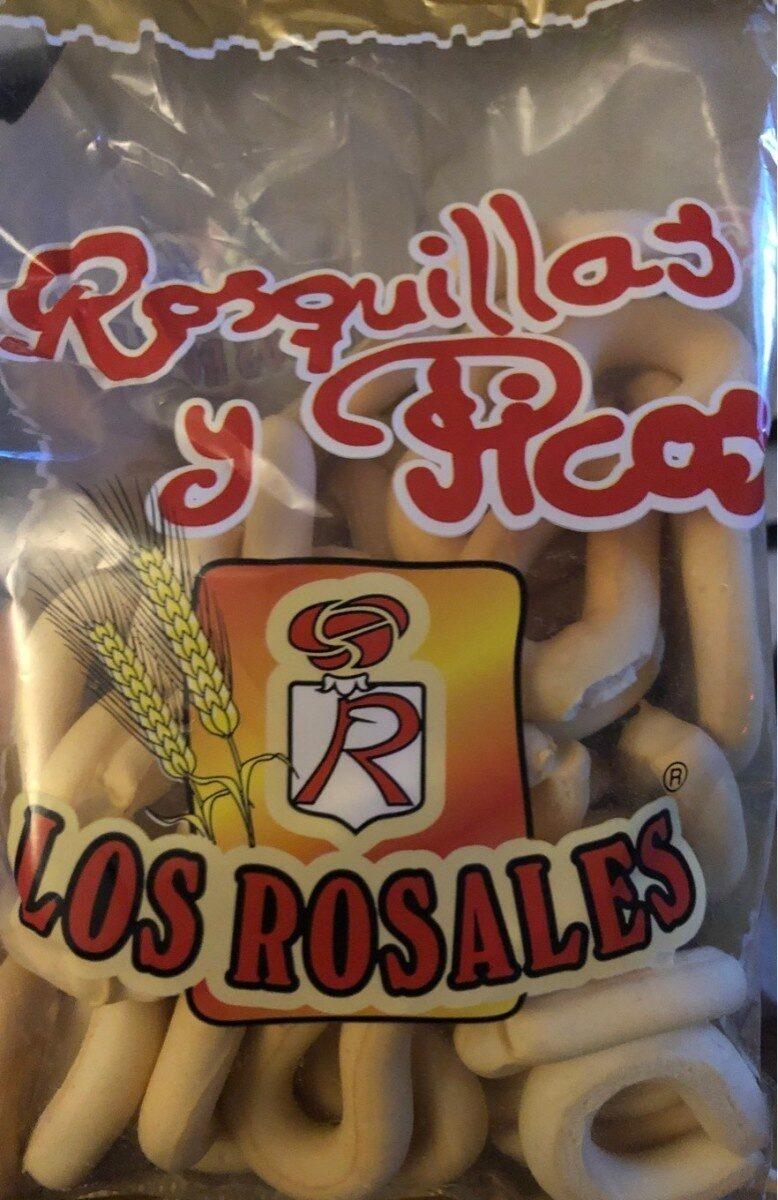 Rosquillas y picos - Producto - es