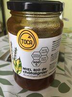 Miel de châtaignier - Product