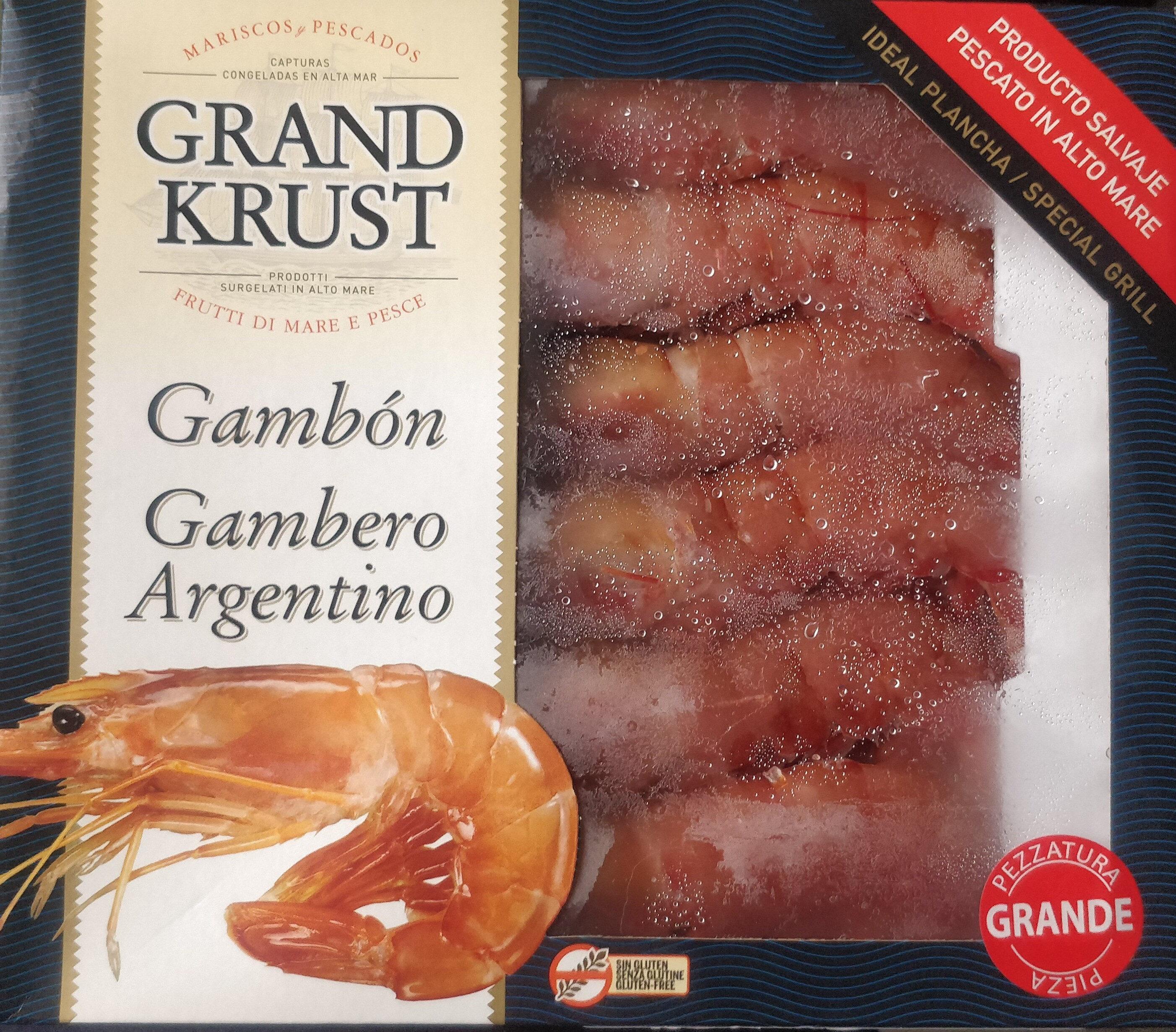 Gambón gambero argentino - Produit - it