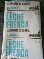 Leche fresca entera - Product