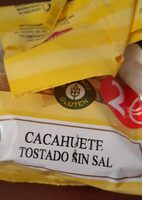 Cacahuate tostado sin sal - Product