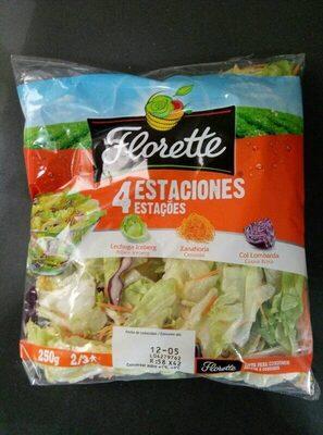 4 estaciones ensalada - Producto - es