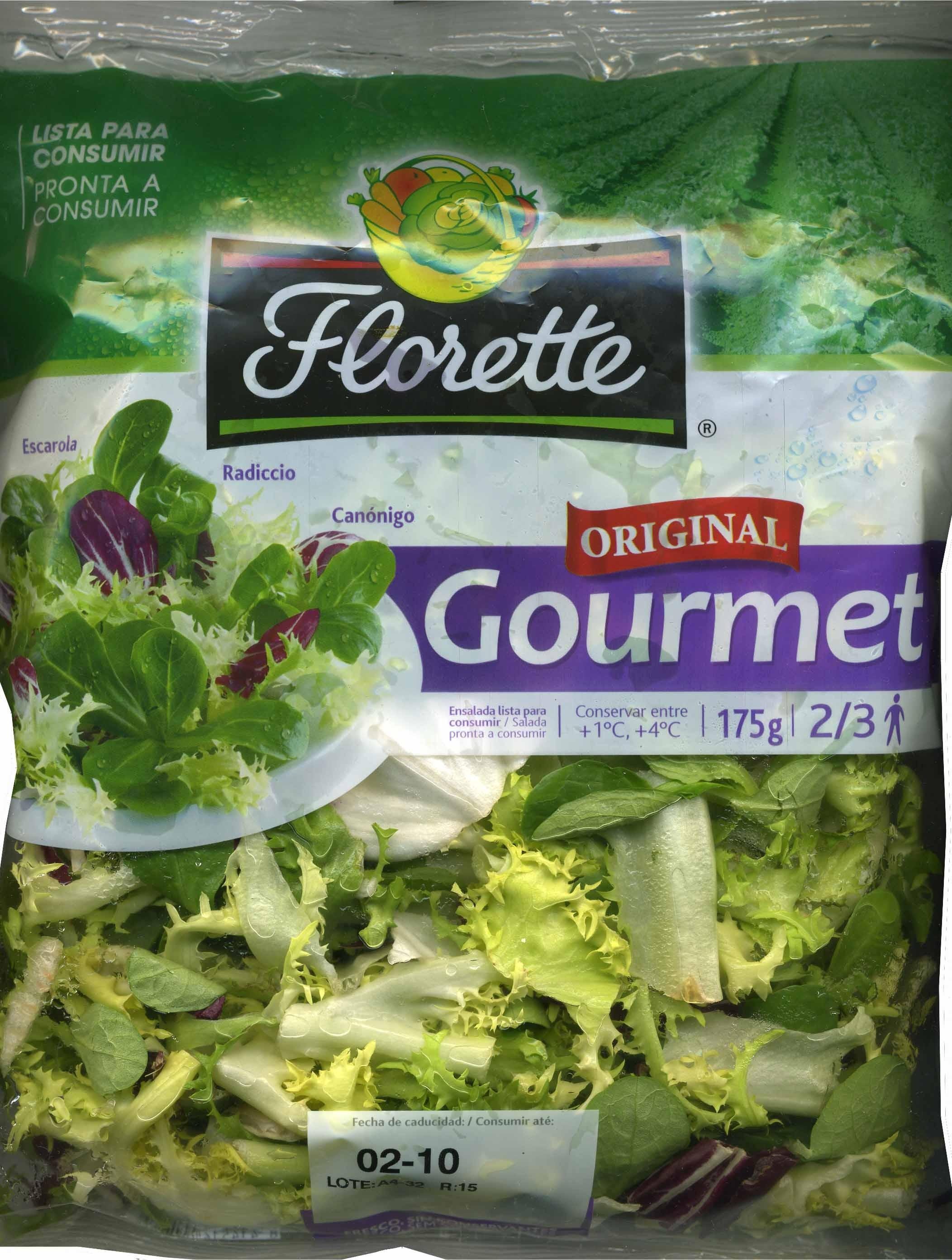 Ensalada gourmet original - Producto - es