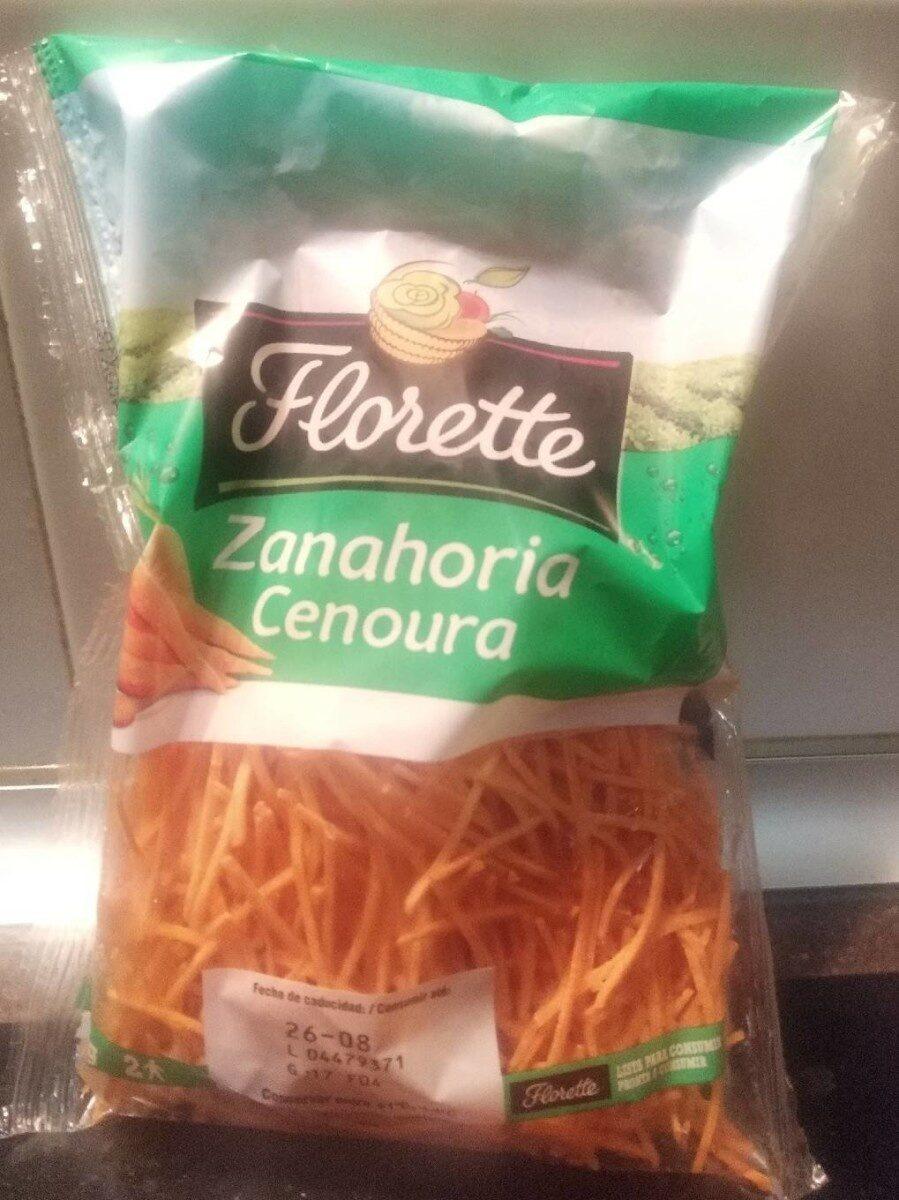 Zanahoria - Producto