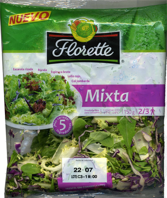 Mixta ensalada - Product - es