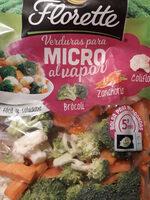 Verduras Para Micro al Vapor - Producte - es