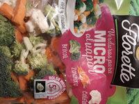 Verduras Para Micro al Vapor - Producto