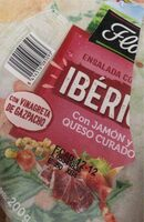 Ensalada completa iberica - Produit - es