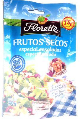 Frutos secos especial ensaladas bolsa 70 g - Producto - es