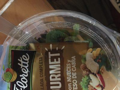 Ensalada gourmet - Ingrediënten
