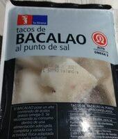 Tacos de Bacalao - Producto - es