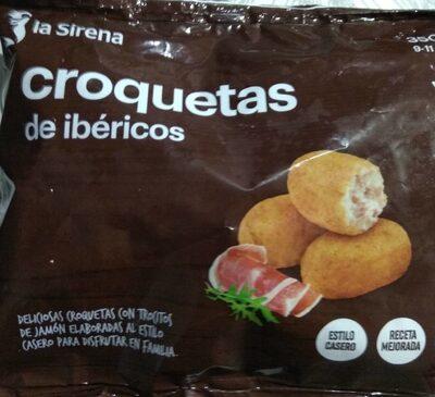 Croquetas de ibéricos - Producto - es