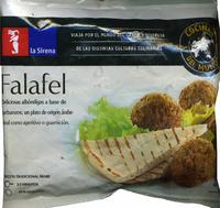 Falafel congelado - Producto - es