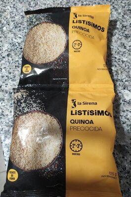 Quinoa precocida - Produit - es