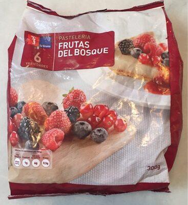 Frutas del bosque congeladas - Product - es