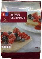 Frutas del bosque congeladas - Product
