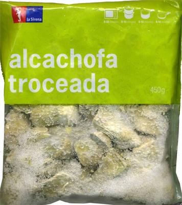 """Alcachofas troceadas congeladas """"La Sirena"""""""