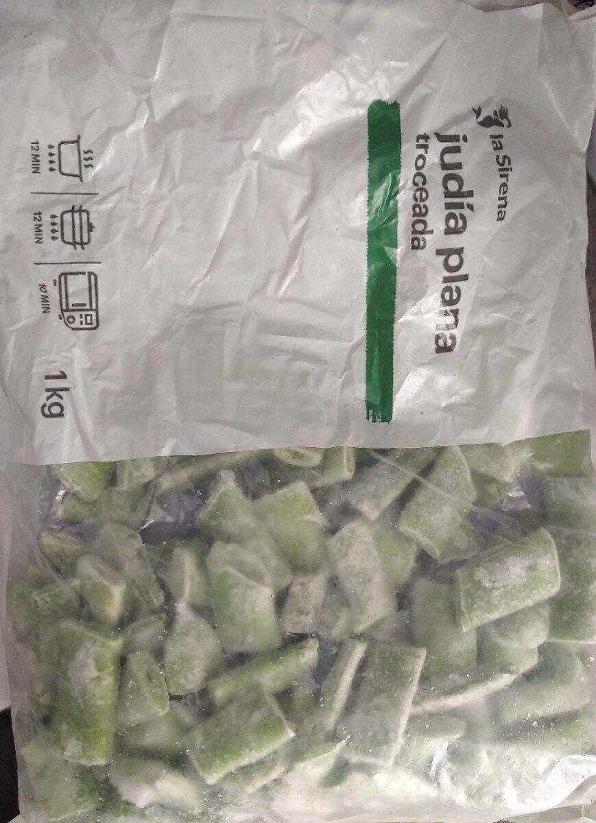 Judía verde plana - Producto - es