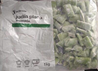 Judía plana troceada - Product - es
