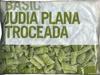 """Judías verdes planas troceadas congeladas """"La Sirena"""" Basic - Producto"""