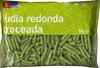 """Judías verdes redondas troceadas congeladas """"La Sirena"""" - Producto"""