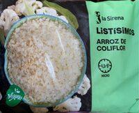 Arroz de coliflor - Produit