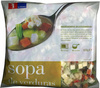 Mezcla de verduras para sopa