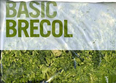 """Brócoli troceado congelado """"La Sirena"""" - Producto"""