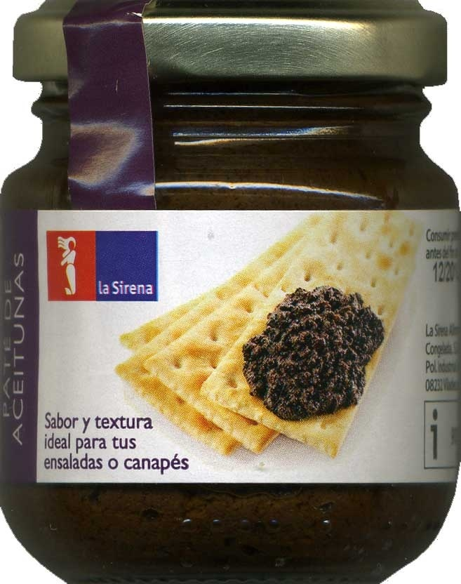 Salsa olivada - Producto - es