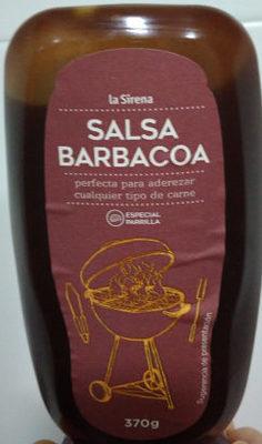 Salsa Barbacoa - Producto