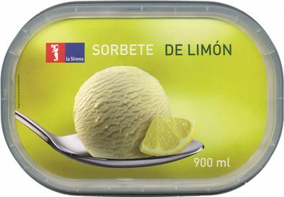 Sorbete con limon - Product - es