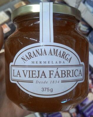 Mermelada de naranja amarga - Producto