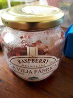 Mermelada de frambuesas - Product - en