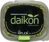 Germinados de rábano daikon frescos - Producto