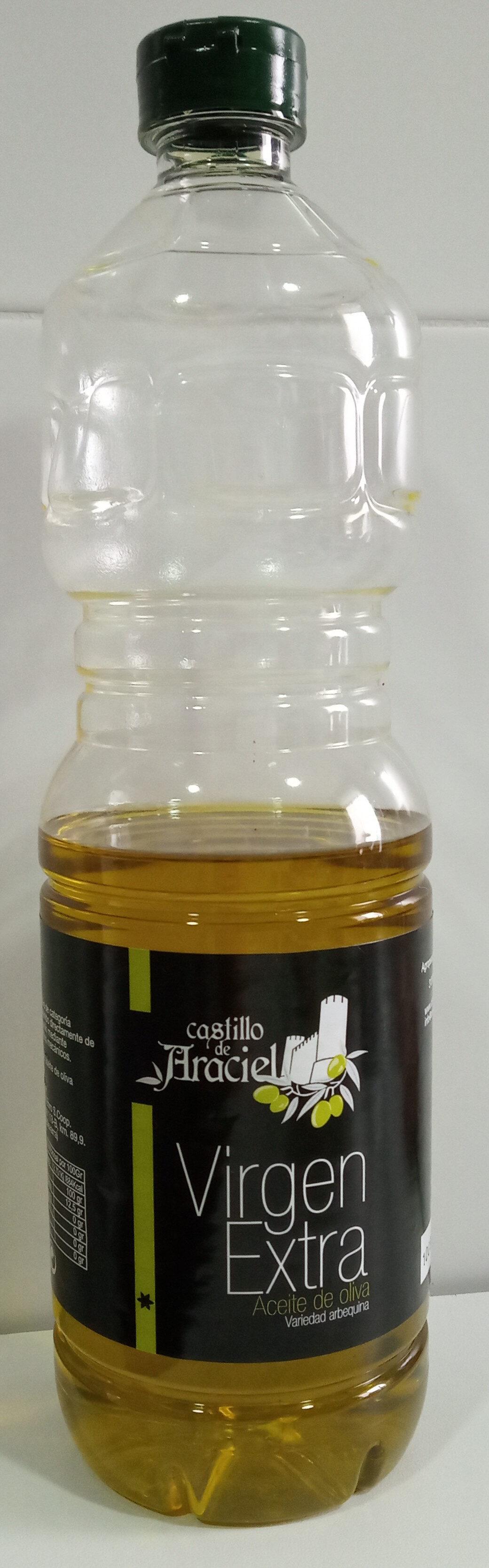 Aceite de oliva Virgen Extra Variedad arbequina - Product - es