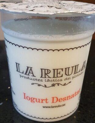 Iogurt La Reula Desnatat